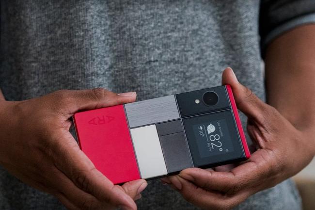 Projekt Ara, czyli modularny smartfon, do którego części dobierzesz sobie sam