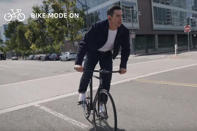 Google i Levi's pracują nad inteligentną kurtką dla rowerzystów
