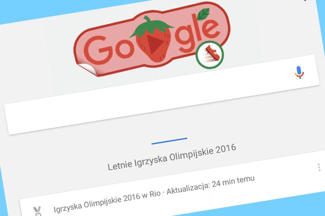 Google testuje nowy sposób doboru treści wyświetlanych przez Google Now