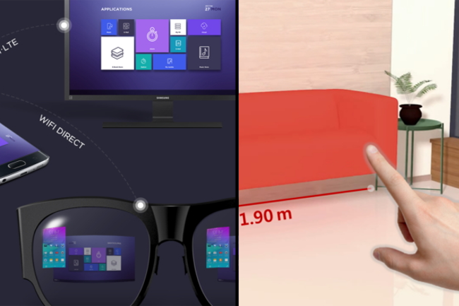 Samsung prezentuje 4 rozwiązania w świecie AR i VR