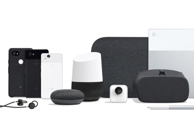 Nowości od Google: Smartfony Pixel 2, słuchawki Pixel Buds, kamera Google Clips i laptop Pixelbook