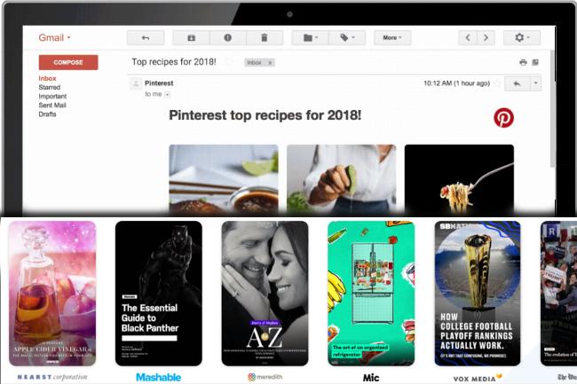 Interaktywne e-maile i stories na stronach internetowych to efekty ewolucji projektu Google AMP