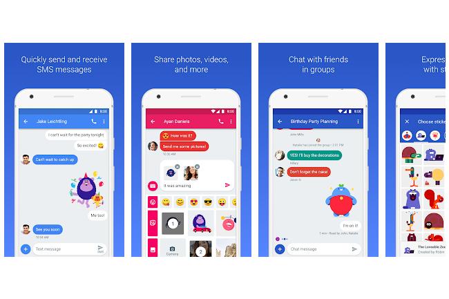 Czatowanie zamiast SMS-ów? Google proponuje nową strategię na rynku komunikatorów