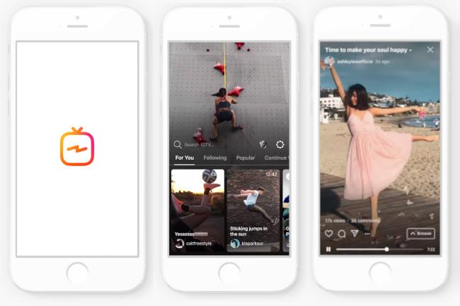 Instagram stworzył konkurencję dla YouTube? Powitajmy aplikację IGTV