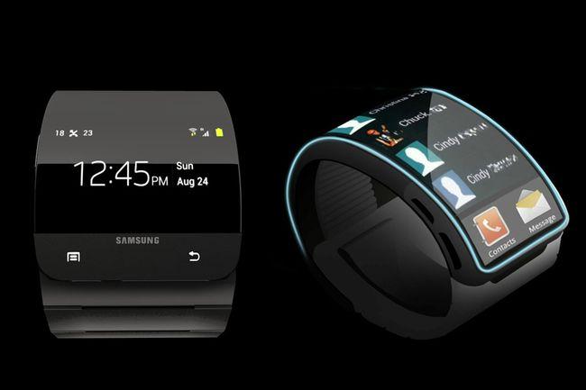 nowe dziecko samsunga galaxy gear smartwatch. Black Bedroom Furniture Sets. Home Design Ideas