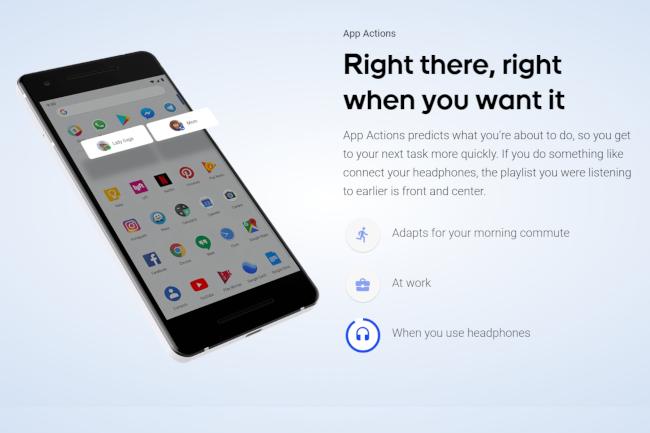 Nowy Android 9 Pie będzie uczył się naszych przyzwyczajeń i podpowie kiedy odłożyć smartfon na półkę
