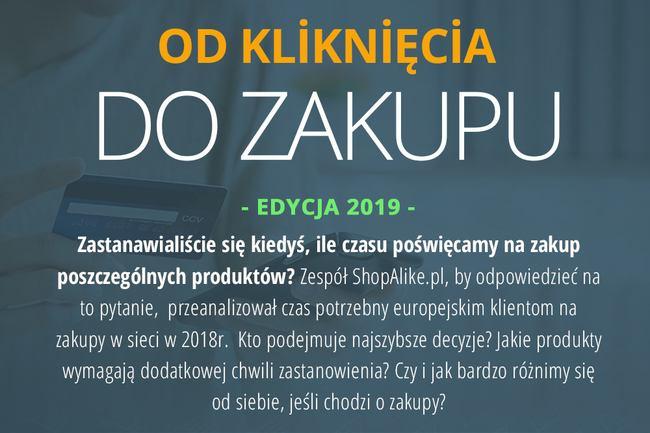 Polacy wśród najwolniej kupujących w Internecie