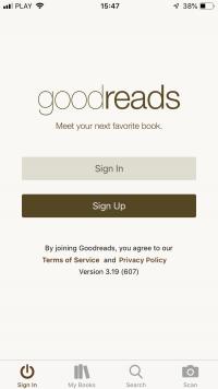 Goodreads 1
